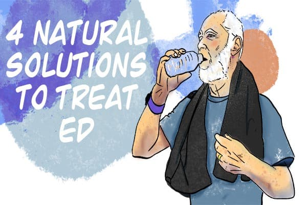 natural solution to treat erectile dysfunction