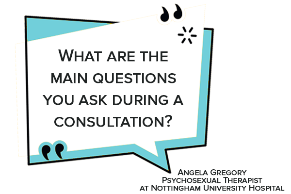 what are the main questions you ask during a consultation